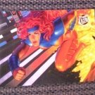 X-Men, 1994 Fleer Ultra Team Portrait Card #9- Jean Grey EX