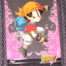 Dragon Ball GT (Artbox 2003) Foil Card R2 - Pan NM