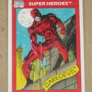 Marvel Universe Series 1 (Impel 1990) Card #4- Daredevil NM