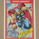 Marvel Universe Series 1 (Impel 1990) Card #18- Thor EX-MT