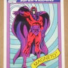 Marvel Universe Series 1 (Impel 1990) Card #63- Magneto EX-MT