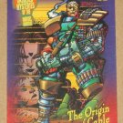 Marvel Universe Series 4 (SkyBox 1993) Card #137- The Origin of Cable EX-MT