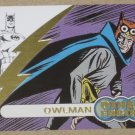 Justice League of America Archives (Rittenhouse 2009) Other Earths Card OE2- Owlman EX