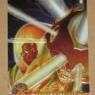 X-Men All Chromium, Fleer Ultra 1995 - Gold-foil Signature Card #40- Holocaust NM
