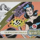 Justice League of America Archives (Rittenhouse 2009) Other Earths Card OE3- Superwoman VG