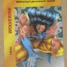 Marvel OverPower (Fleer 1995) - Wolverine Heal EX-MT