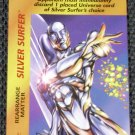 Marvel OverPower (Fleer 1995) - Silver Surfer Rearrange Matter NM