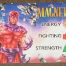 Marvel OverPower (Fleer 1995) - Magneto Hero Card NM
