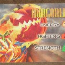 Marvel OverPower (Fleer 1995) - Hobgoblin Hero Card EX
