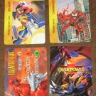 Marvel OverPower (Fleer 1995) - Single Card