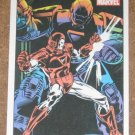 70 Years of Marvel Comics (Rittenhouse 2010) Metalic Ink Parallel Card #48- 1985 NM