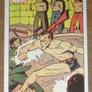 70 Years of Marvel Comics (Rittenhouse 2010) Metalic Ink Parallel Card #5- 1942 EX-MT