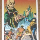 70 Years of Marvel Comics (Rittenhouse 2010) Metalic Ink Parallel Card #19- 1956 EX-MT