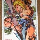 70 Years of Marvel Comics (Rittenhouse 2010) Metalic Ink Parallel Card #60- 1997 EX-MT