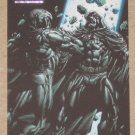 Marvel Heroes and Villains (Rittenhouse 2010) Parallel Card #66- Moon Knight vs. Midnight NM