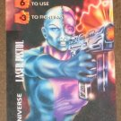 Marvel OverPower (Fleer 1995) - Universe Laser Pistol Nebula Card NM