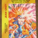 Marvel OverPower (Fleer 1995) - Jean Grey Mind Over Matter Card EX-MT