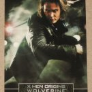 X-Men Origins: Wolverine Movie Casting Call Card C5- Taylor Kitsch as Gambit EX