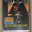 Star Wars Galaxy Series 1 (Topps 1993) - Full 140 Card Set EX