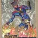 Marvel Metal (Fleer 1995) Gold Blaster Card #3- Cyclops VG