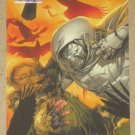 Marvel Heroes and Villains (Rittenhouse 2010) Parallel Card #79- Moon Knight vs. Scarecrow EX
