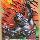 X-Men All Chromium, Fleer Ultra 1995 - Alternate X Embossed Card #13- Mr. Sinister VG