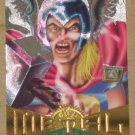 Marvel Metal (Fleer 1995) Silver Flasher Card #13- Thor EX-MT