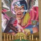 Marvel Metal (Fleer 1995) Silver Flasher Card #13- Thor EX-MT