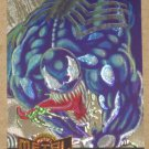 Marvel Metal (Fleer 1995) Gold Blaster Card #16- Venom EX-MT