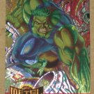 Marvel Metal (Fleer 1995) Metal Blaster Card #5- Hulk EX-MT