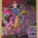 Marvel Metal (Fleer 1995) Metal Blaster Card #8- Jean Grey EX