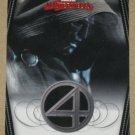 Marvel Masterpieces Set 2 (Upper Deck 2008) Fantastic Four Movie Memorabilia Card FF5- Dr. Doom EX