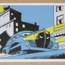 Batman Archives (Rittenhouse 2008) Retro 1940 Gum Card BG5- The Batmobile EX-MT