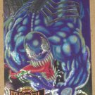 Marvel Metal (Fleer 1995) Metal Blaster Card #16- Venom EX
