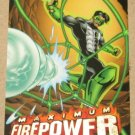 DC Outburst FirePower (Fleer/SkyBox 1996) Maximum Card #11 EX