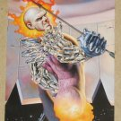 DC versus Marvel (Fleer/SkyBox 1995) Impact Card #2- Metamorpho EX