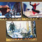 Spider-Man Movie 2 (Upper Deck 2004) Lenticular Card Set EX-MT