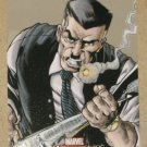 Marvel Masterpieces Set 1 (Upper Deck 2007) Spider-Man Insert Card S7- J. Jonah Jameson EX
