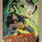 DC Outburst FirePower (Fleer/SkyBox 1996) Maximum Card #7 EX-MT