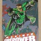 DC Outburst FirePower (Fleer/SkyBox 1996) Maximum Card #17 EX-MT