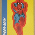 70 Years of Marvel Comics (Rittenhouse 2010) Sticker Card S1- Spider-Man EX