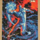 Marvel Masterpieces 1994 (Fleer) Gold-Foil Signature Parallel Card #19- Captain Universe EX