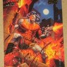 Marvel Masterpieces 1994 (Fleer) Gold-Foil Signature Parallel Card #29- Deathlok EX