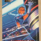 Marvel Masterpieces 1994 (Fleer) Gold-Foil Signature Parallel Card #55- Invisible Woman EX-MT