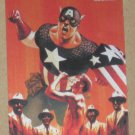 70 Years of Marvel Comics (Rittenhouse 2010) Metalic Ink Parallel Tribute Card T2 Captain America EX