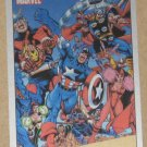70 Years of Marvel Comics (Rittenhouse 2010) Metalic Ink Parallel Card #61- 1998 EX