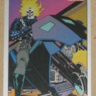 70 Years of Marvel Comics (Rittenhouse 2010) Metalic Ink Parallel Card #53- 1990 EX