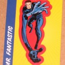 70 Years of Marvel Comics (Rittenhouse 2010) Sticker Card S7- Mr. Fantastic EX