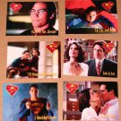 Lois & Clark: The New Adventures of Superman (SkyBox 1995) - Single Cards
