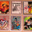 The Return of Superman (SkyBox 1993) - Single Cards